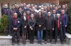 2015.03.01 World referee seminar Budapest