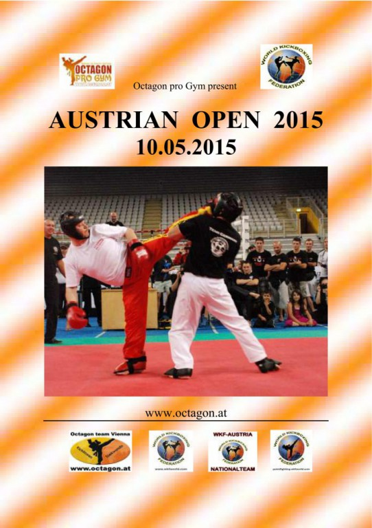 2015.05.10 WKF Austrian Open